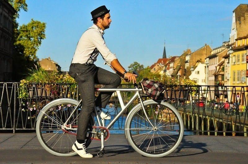 bicicleta estrasburgo