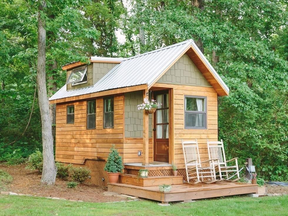 Casas pequeñas: reducir el espacio y los gastos para disfrutar de otra manera