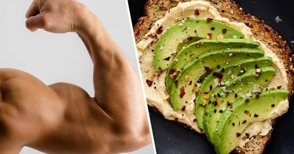 5 alimentos saludables que te ayudarán a ganar masa muscular
