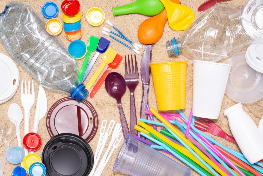 Sao Paulo prohíbe el uso de objetos de plástico de un solo uso