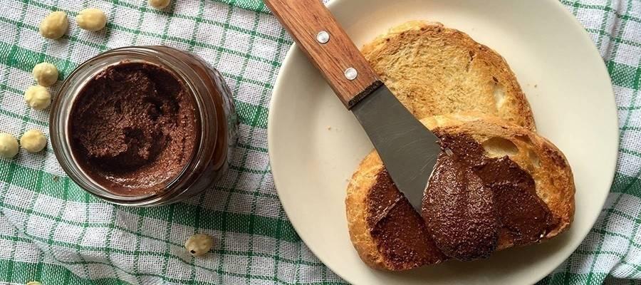 Cómo hacer pasta de avellanas casera