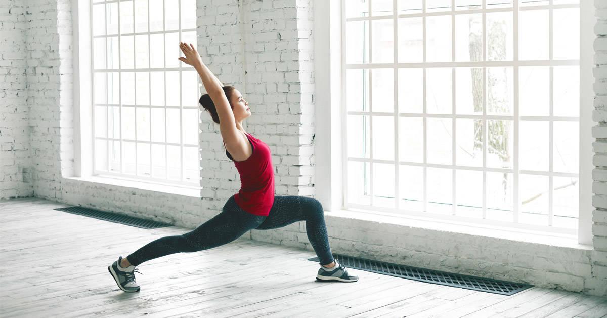 Postura del corredor: practicarla te dispondrá a iniciar algo nuevo
