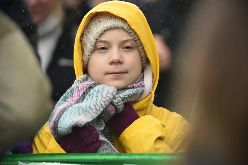 Greta Thunberg retoma queja contra Argentina, Brasil y otros países