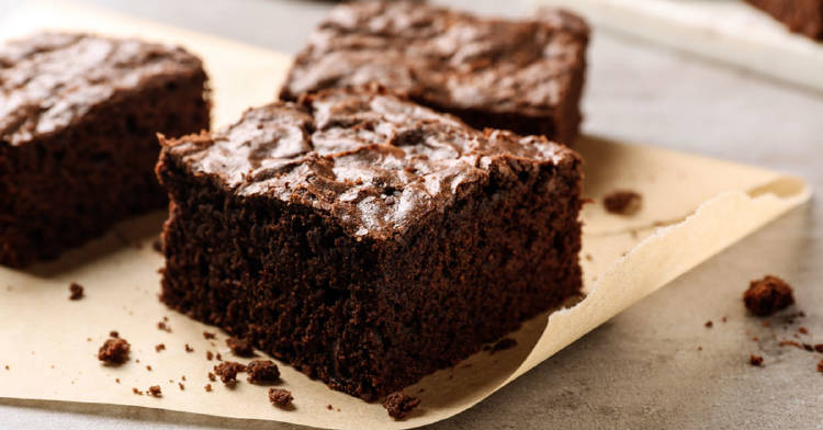 preparar-delicioso-brownie-vegano