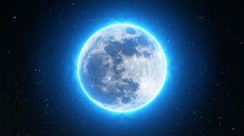 ¿Qué es la Luna azul? El raro fenómeno que se verá en Halloween