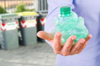 botella reciclaje