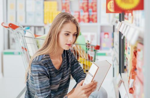 Emulsionantes: aditivos que pueden alterar tu microbiota