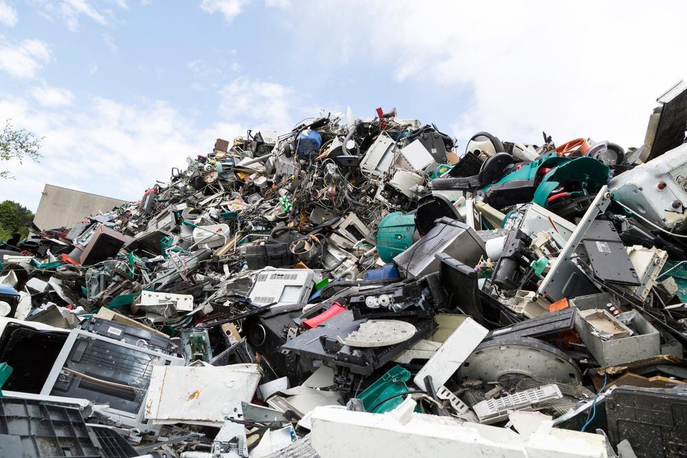 Los residuos electrónicos: sus daños ambientales y para la salud humana