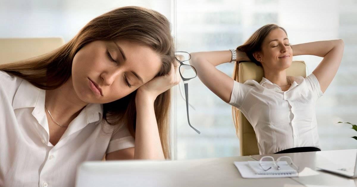 Cuáles son los hábitos que te roban energía y cómo luchar contra ellos