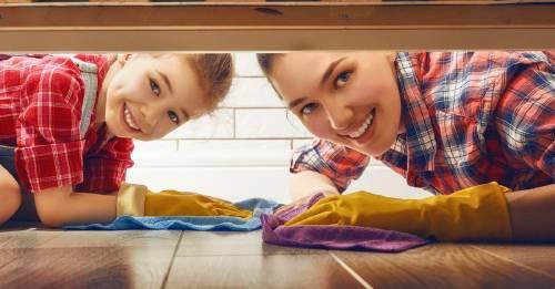 Trucos para dejar tu casa libre de gérmenes