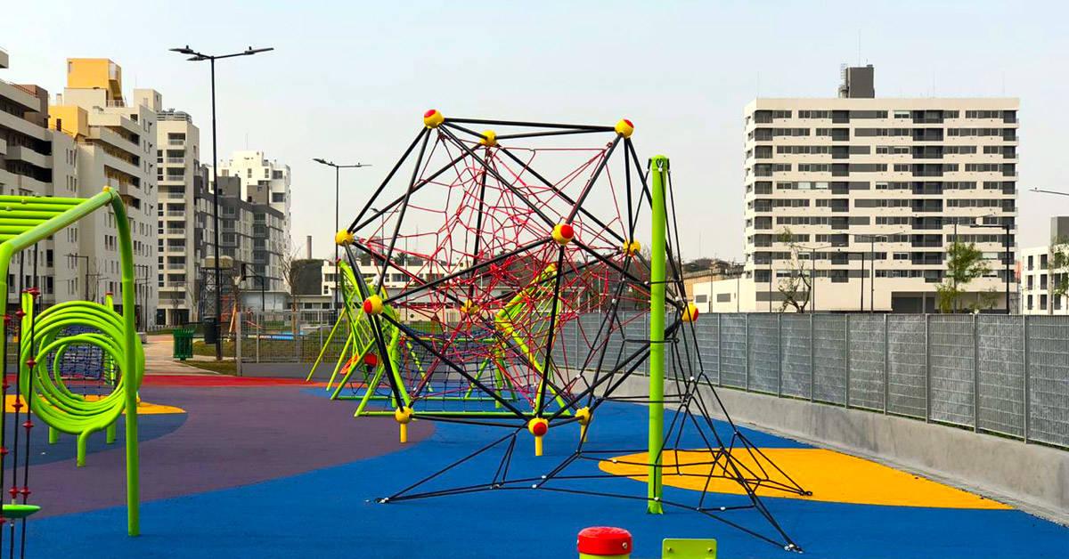 Buenos Aires inaugura un nuevo parque en el sur de la ciudad