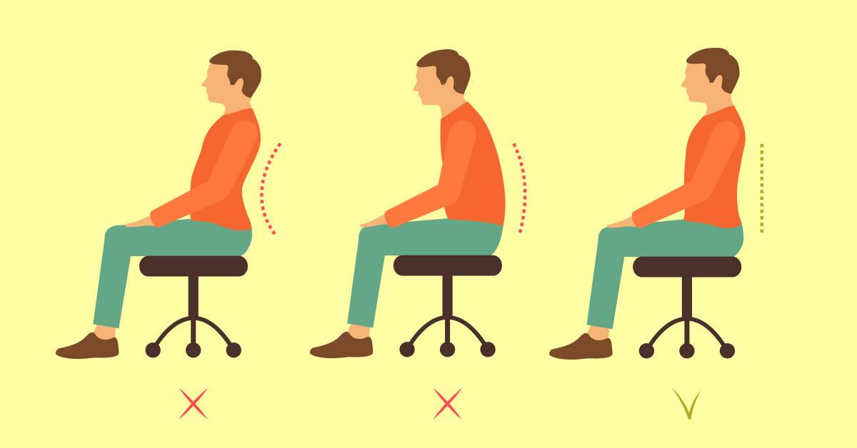 Ejercicios que te ayudarán a mejorar la postura y la salud de la columna