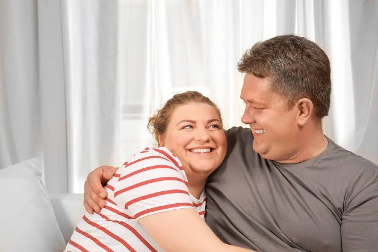 Obesidad: cómo afecta a la pareja