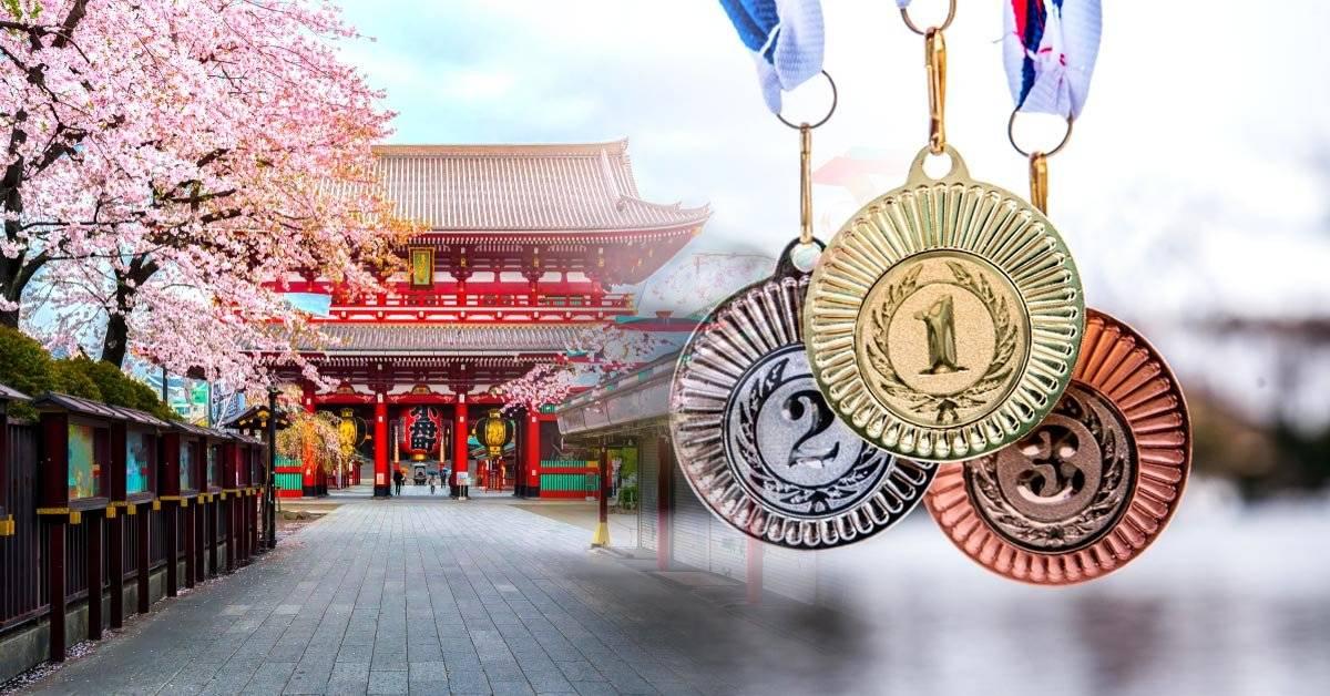 Japón busca que las medallas de Tokio 2020 sean 100% recicladas