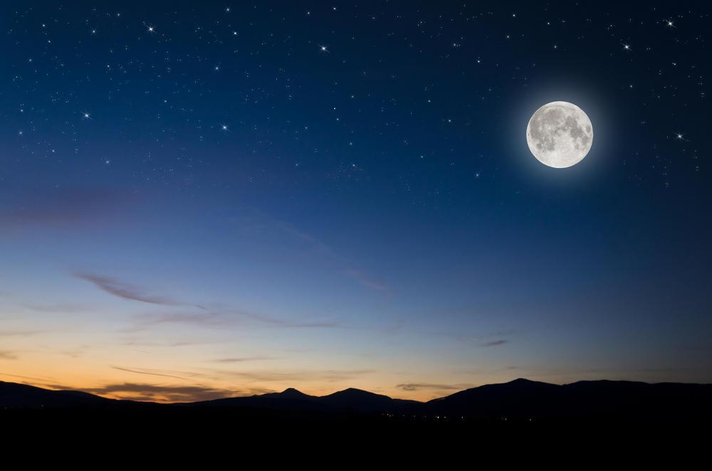 """Este martes se verá la """"Luna Fría"""" o última Luna Llena de 2020"""