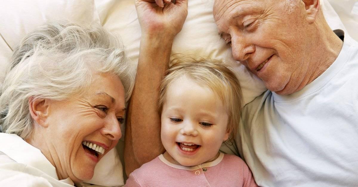 ¡Cuidar a los nietos alarga la vida! Así lo asegura este estudio