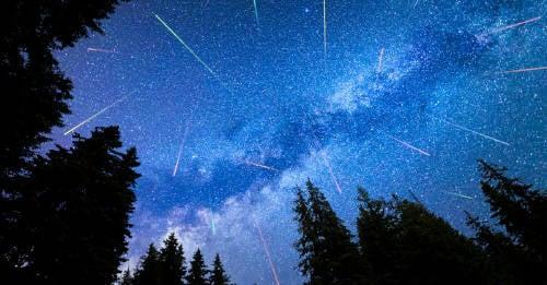 Qué podrás ver en el cielo durante octubre