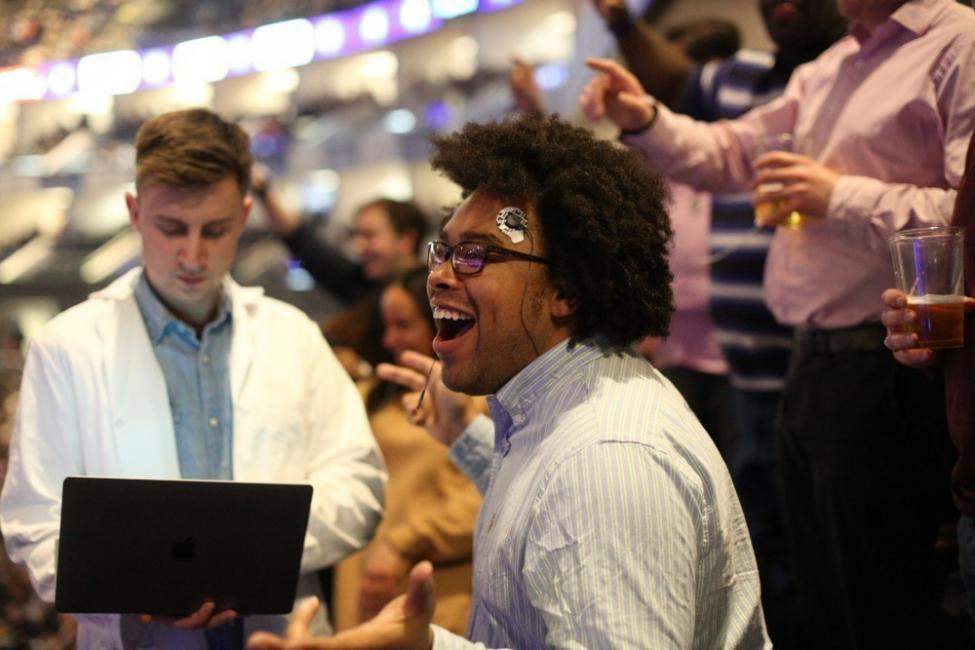 La experiencia de concierto incrementó las sensaciones de bienestar de los participantes en un 21%