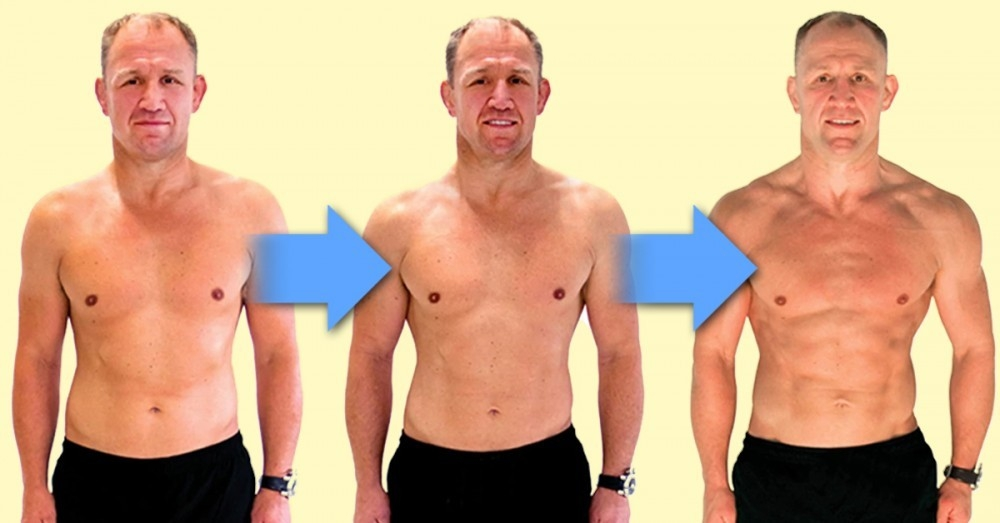 Como bajar de peso hombre 40 anos