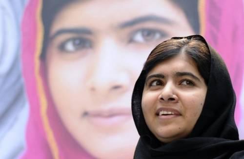 Malala Yousafzai fue elegida como la Mensajera de la Paz de la ONU más joven ..