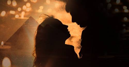 Descifran un hechizo de amor egipcio de 1.300 años. ¿Funcionará?