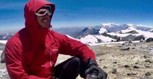 El hombre que escaló el Aconcagua sin saber nada de montañismo