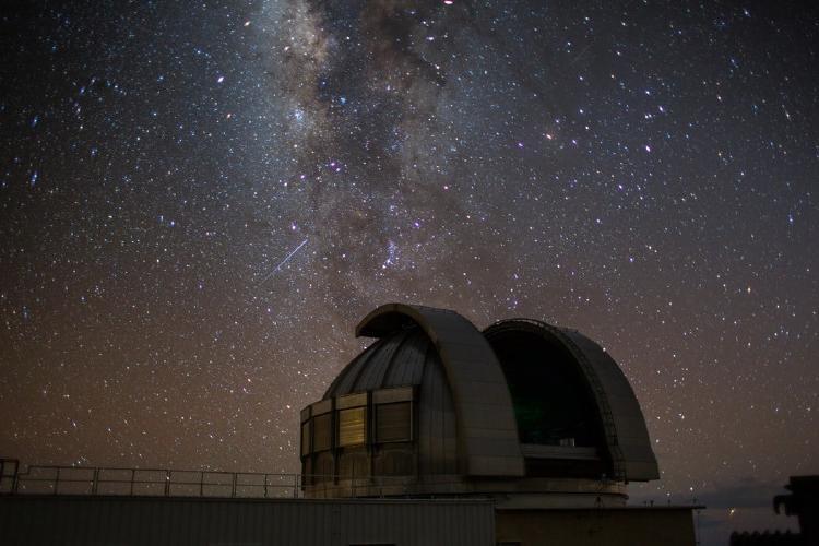 asteroide telescopio