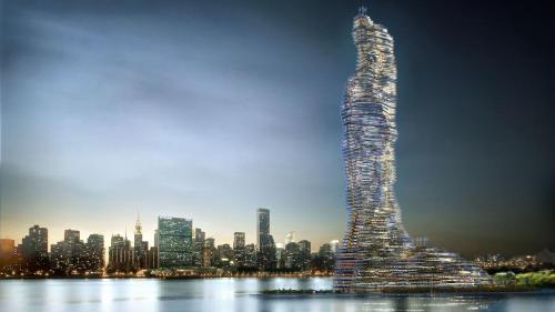 Nueva York construirá el rascacielos bioclimático más alto del mundo