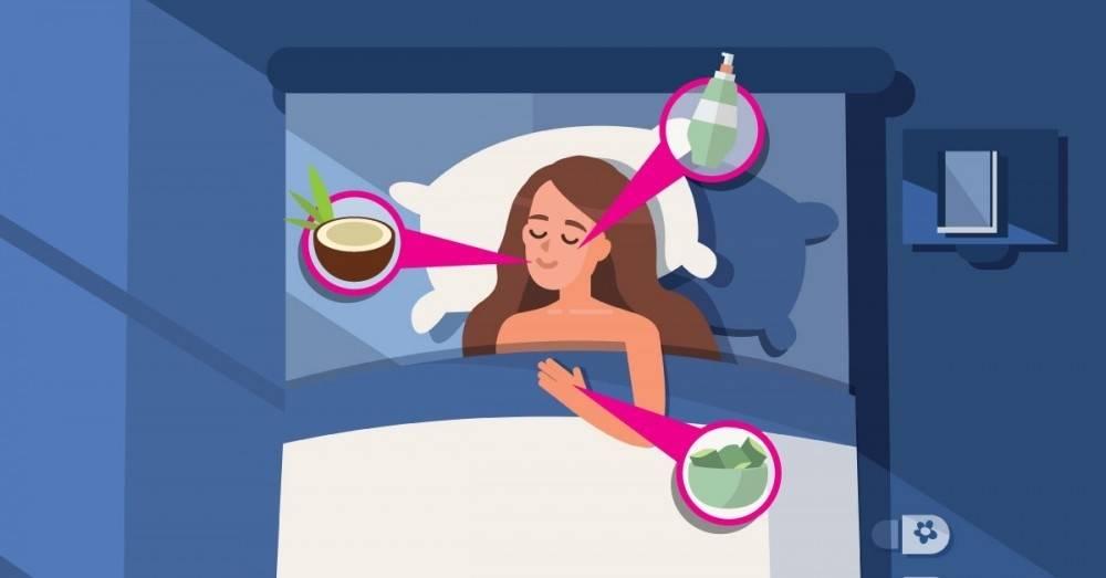 7 métodos para mejorar el aspecto de cada parte de tu cuerpo mientras duermes