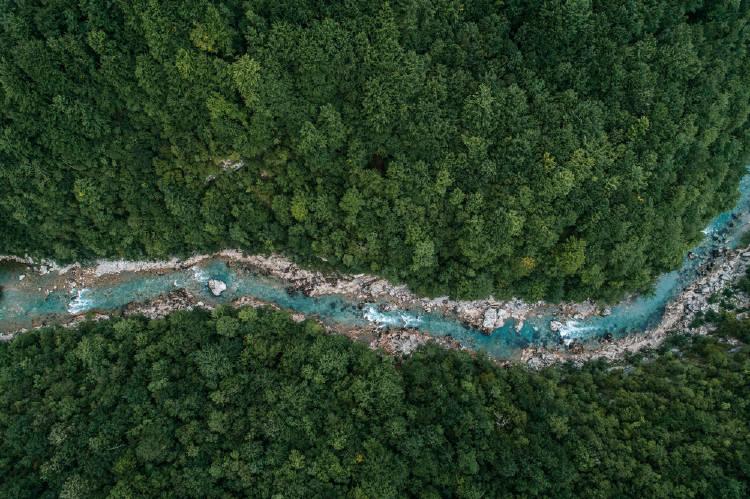 rio vista aerea