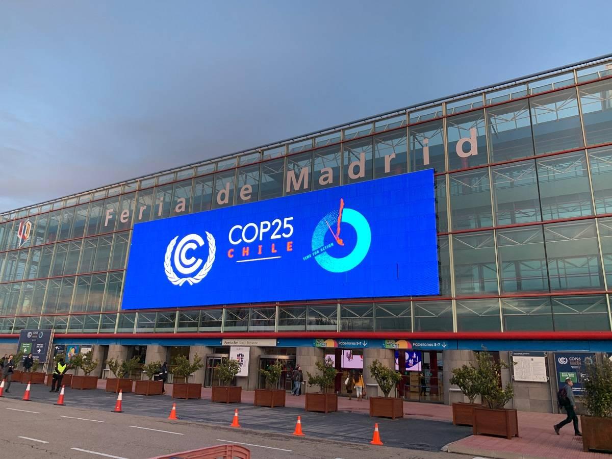 La COP 25 será una pérdida de tiempo si los compromisos no se traducen en accion
