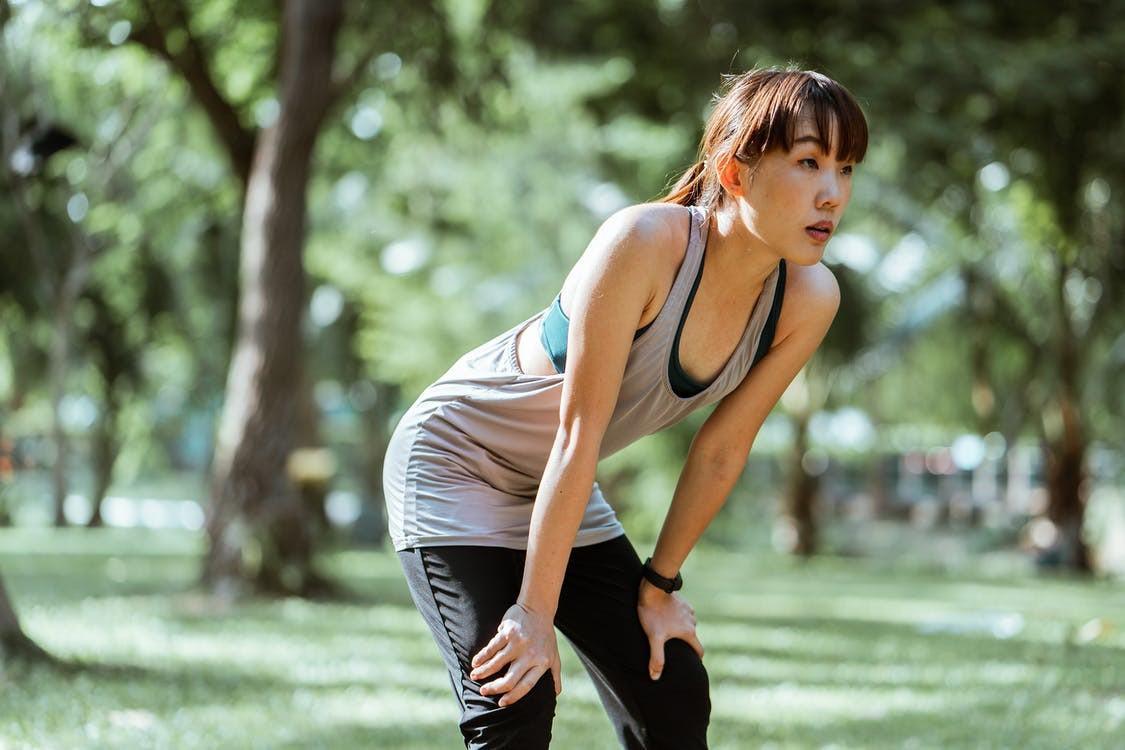 Presión baja después de hacer ejercicio