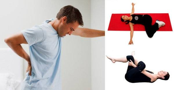 4 simples ejercicios para aliviar el dolor de ciático
