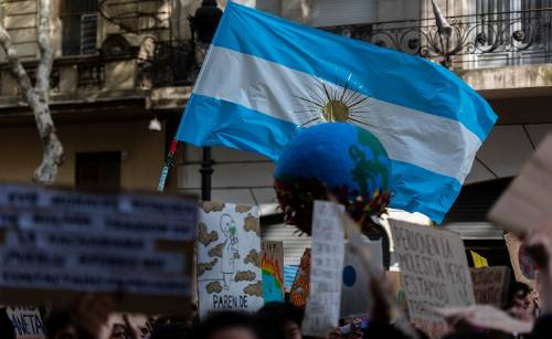 argentina cambio climatico