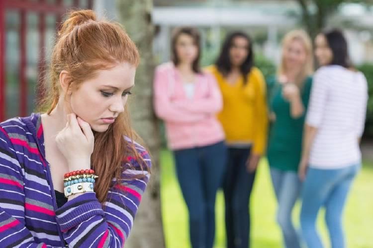 adolescentes bullying presion social
