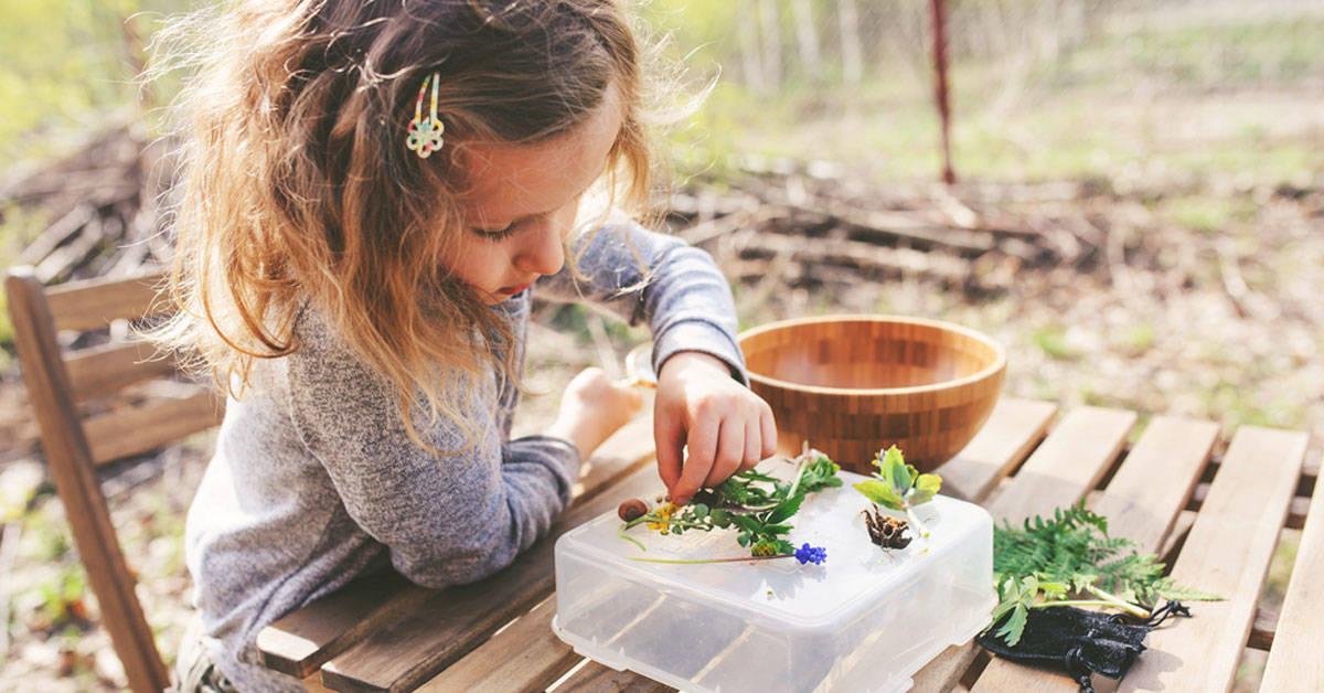 Juegos divertidos para que los niños aprendan a cuidar al planeta
