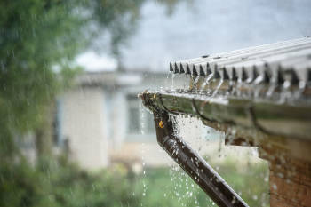recolectar agua lluvia