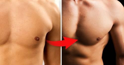 ejercicios para hacer crecer rapidamente los pectorales