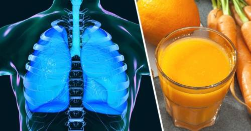 Cómo preparar un jugo de zanahorias que cura la gripe, la tos y limpia tus pu..