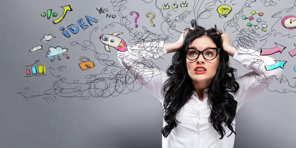 El síndrome del pensamiento acelerado genera niveles de ansiedad sin precedentes
