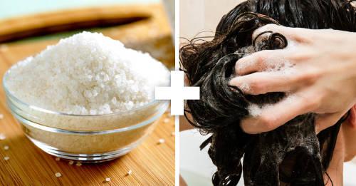Conoce los beneficios de combinar champú con azúcar