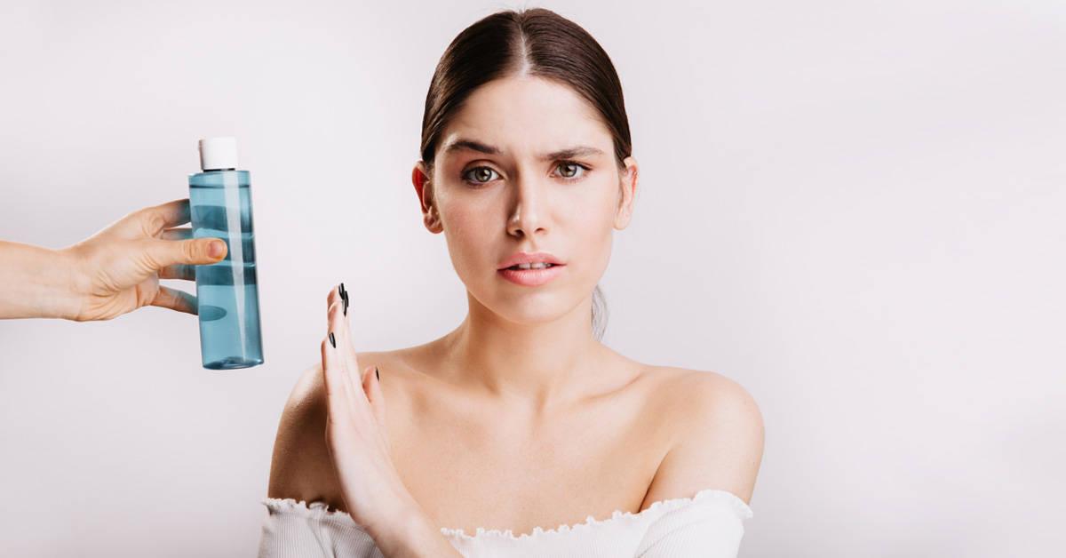 5 tóxicos de los cosméticos que pueden dañar tu piel