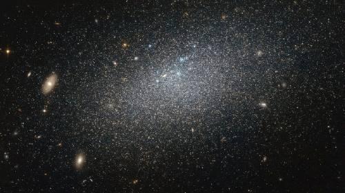 Según los científicos, un segundo 'Big Bang' podría destruir el Universo pa..