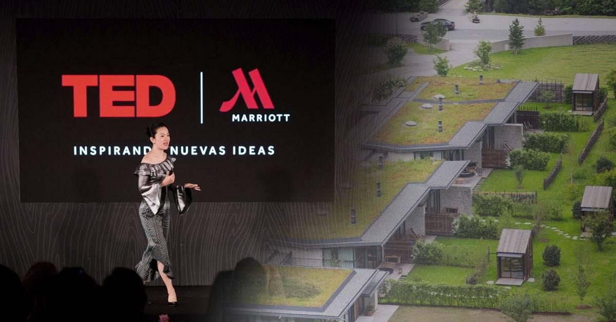 Ella construye espacios ecológicos para evitar el hundimiento de las ciudades