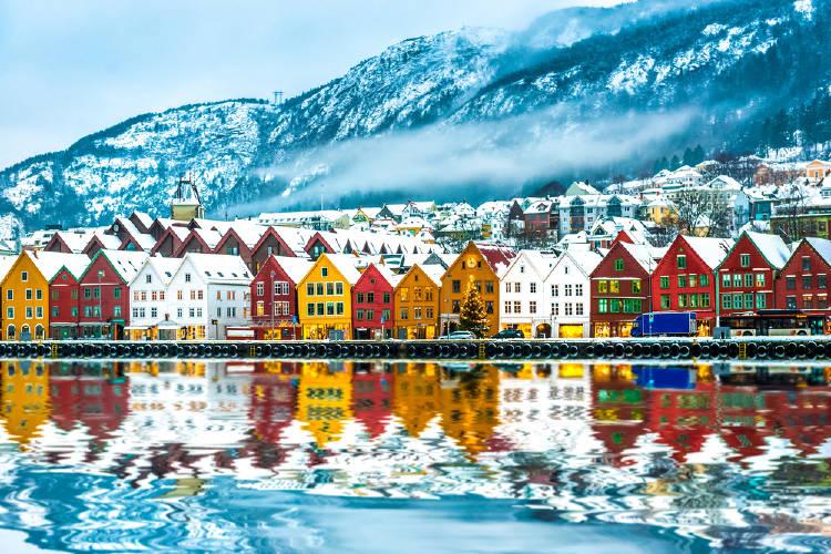 noruega montañas