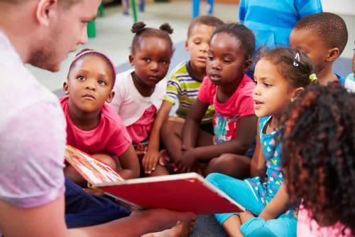 5 países buscan voluntarios para proyectos educativos infantiles
