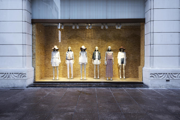 maniquies moda ropa mujer