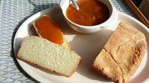 Fácil pan de leche ¡sin harina!