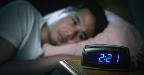 Este truco puede hacer que te duermas en 2 minutos