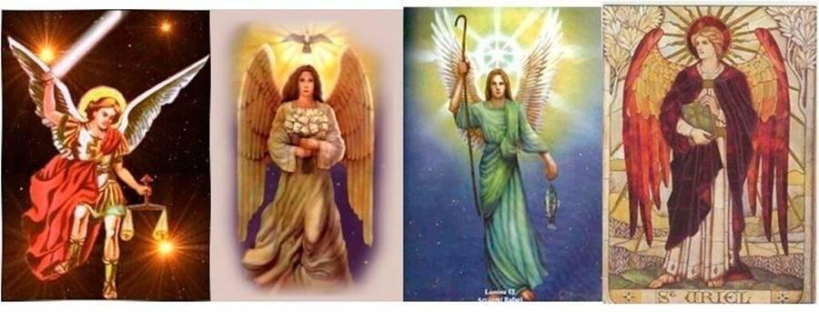 Cuál de estos arcángeles rige tu signo del zodíaco y en qué situaciones po..